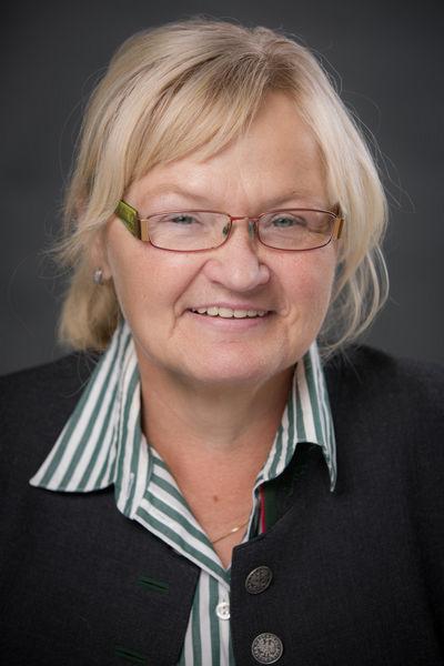 Maria Zauner - Goldhaubengruppe Edt bei Lambach